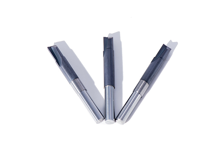Customized Special Carbide 2 Straight Flute Finishing End Mill Cutting Tools